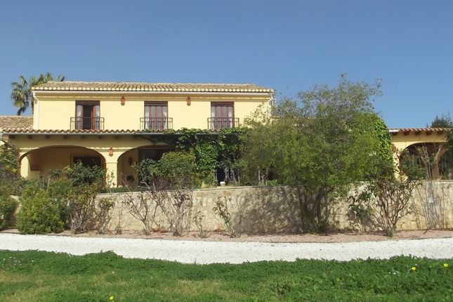 Thumbnail Country house for sale in 03709 La Xara, Alicante, Spain