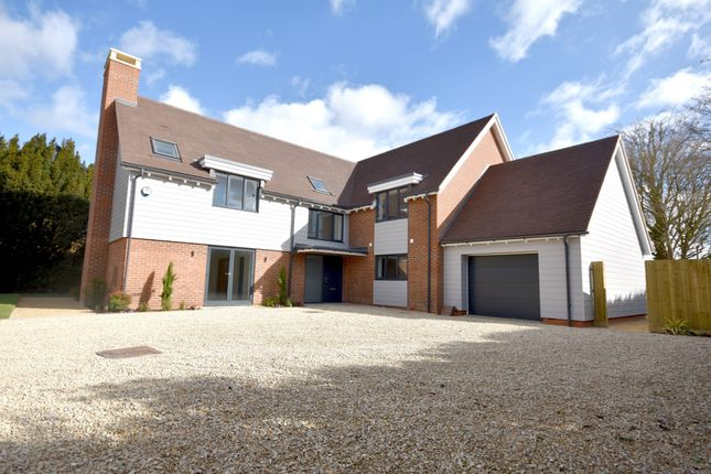 Thumbnail Detached house for sale in Winter Lane, West Hanney, Wantage