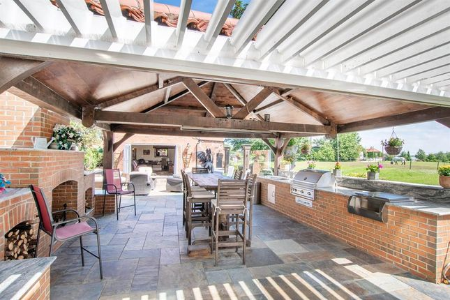 Thumbnail Detached house for sale in Manor Road, Scrooby, Doncaster