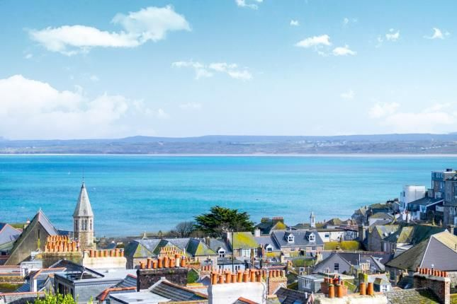Thumbnail Terraced house for sale in St.Ives, Cornwall