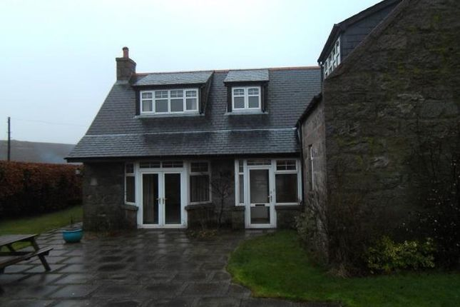Thumbnail Detached house to rent in Durris, Banchory