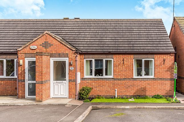 Thumbnail Bungalow for sale in Bramblewood, Newhall, Swadlincote