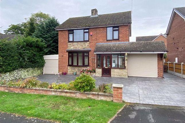 Thumbnail Detached house for sale in Diamond Ridge, Barlaston, Stoke-On-Trent