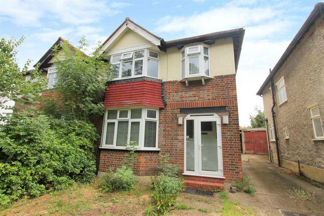 Thumbnail Semi-detached house for sale in Queen Elizabeths Walk, Wallington