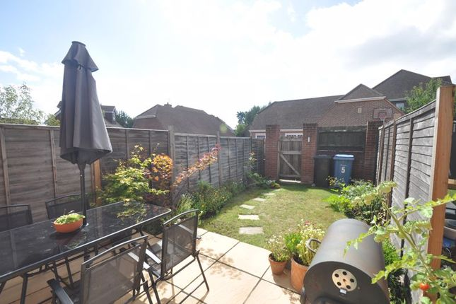 Garden of Wintney Street, Elvetham Heath, Fleet GU51