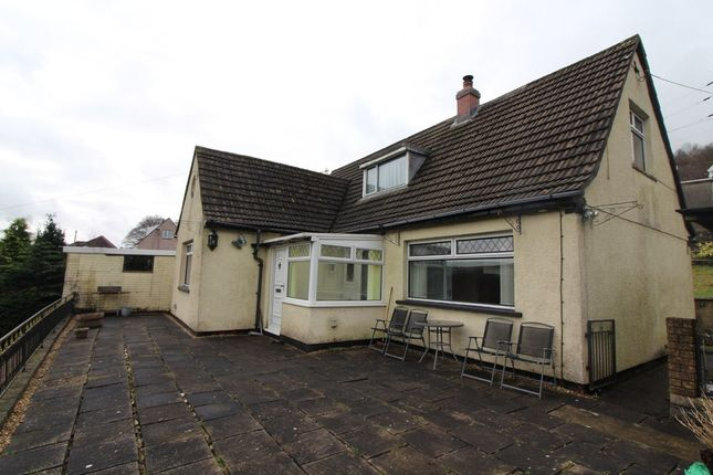 Thumbnail Detached bungalow to rent in Aberbeeg, Abertillery