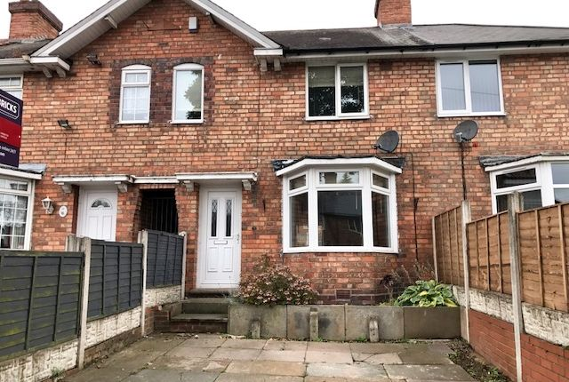 Thumbnail Terraced house to rent in Tansley Road, Kingstanding, Birmingham