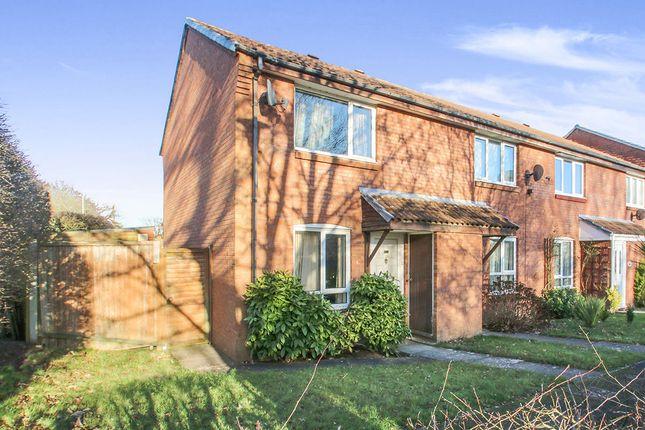 Thumbnail Terraced house for sale in Allington Close, Taunton