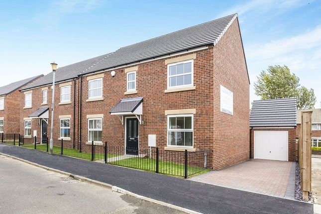 Thumbnail Detached house for sale in New, Farrington Avenue, East Herrington, Sunderland