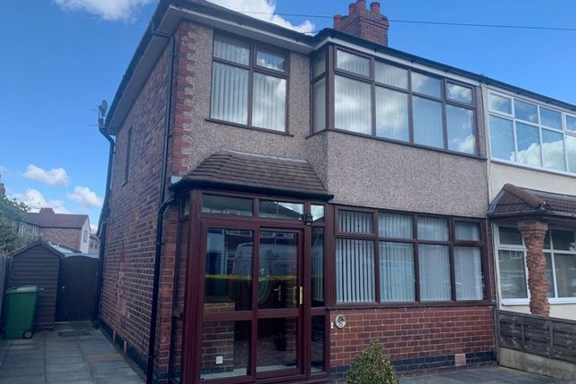 3 bed semi-detached house to rent in Brownhill Drive, Padgate, Warrington WA1