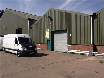 Thumbnail Light industrial to let in Unit 12, Drayton Manor Business Park, Coleshill Road, Tamworth