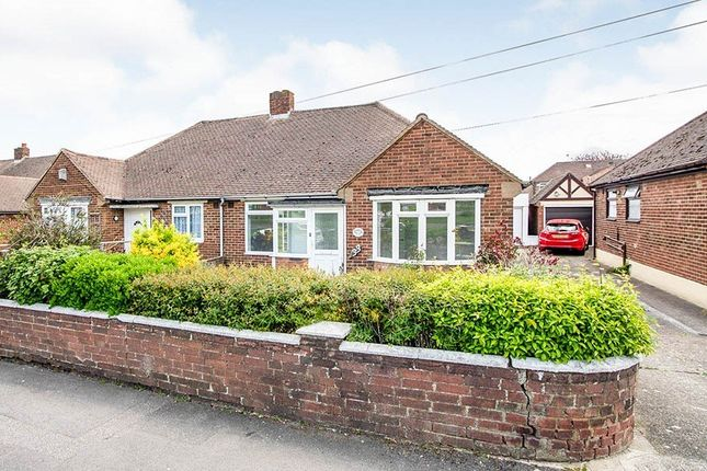Thumbnail Bungalow for sale in Highview Drive, Chatham, Kent