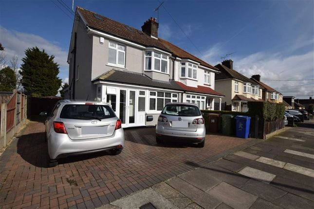 Thumbnail Semi-detached house for sale in Barstable Road, Stanford Le Hope, Essex