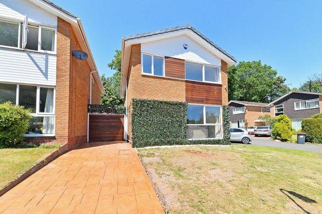 Thumbnail Semi-detached house for sale in Greville Drive, Edgbaston, Birmingham