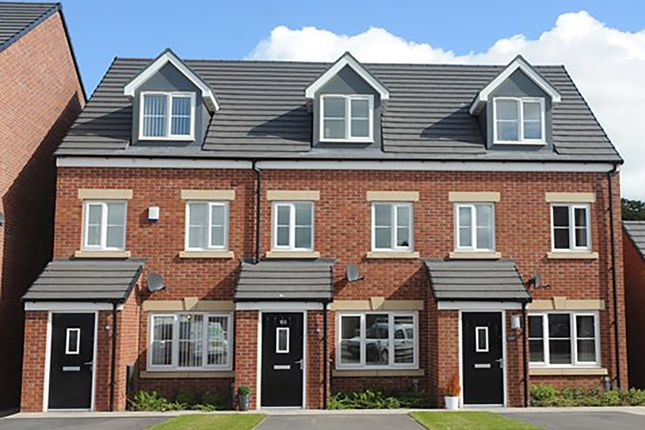 """Thumbnail Semi-detached house for sale in """"The Windermere"""" at Jasper Close, Coventry"""