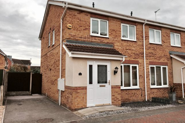 3 bed semi-detached house to rent in Walstow Crescent, Armthorpe, Doncaster