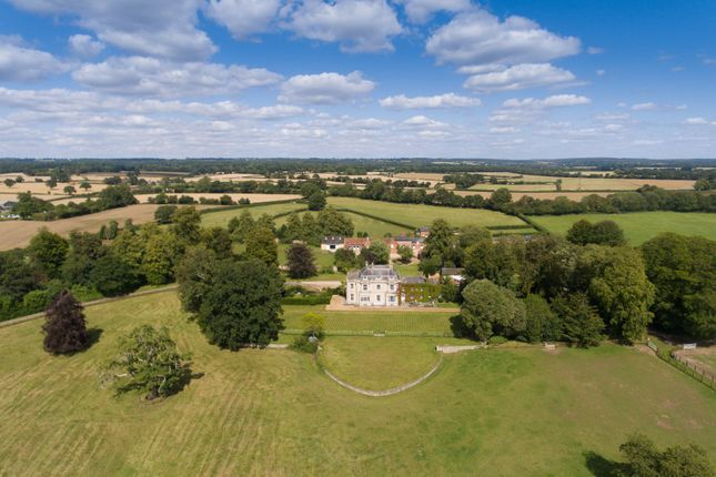 Thumbnail Property for sale in Blissamore Hall, Clanville, Andover, Hampshire