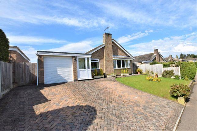 Thumbnail Detached bungalow for sale in Cricket Lawns, Oakham