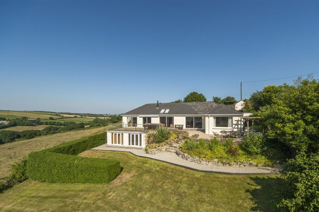 Thumbnail Detached bungalow for sale in Budock Vean, Mawnan Smith, Falmouth