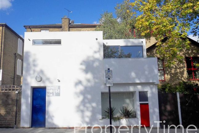 Thumbnail Detached house for sale in Spears Road, Islington, London