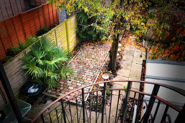 Garden of Colwith Road, Hammersmith, London W6