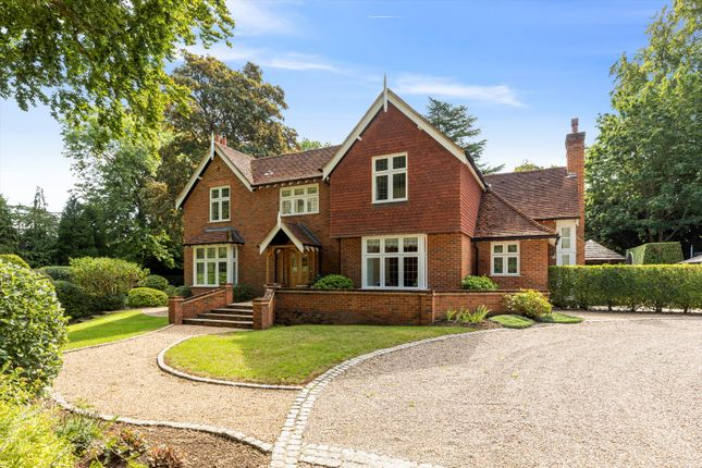 Thumbnail Detached house for sale in Headley Road, Leatherhead, Surrey