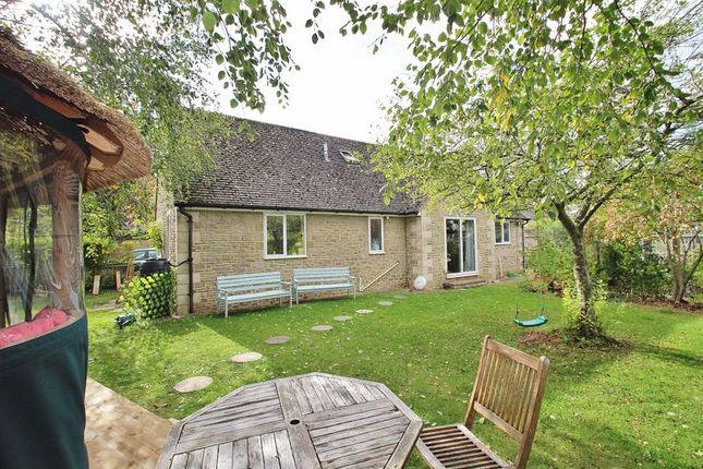 Thumbnail Detached bungalow for sale in Weald, Bampton, Barn End