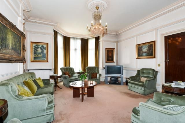 Thumbnail Semi-detached house for sale in Porchester Terrace W2,
