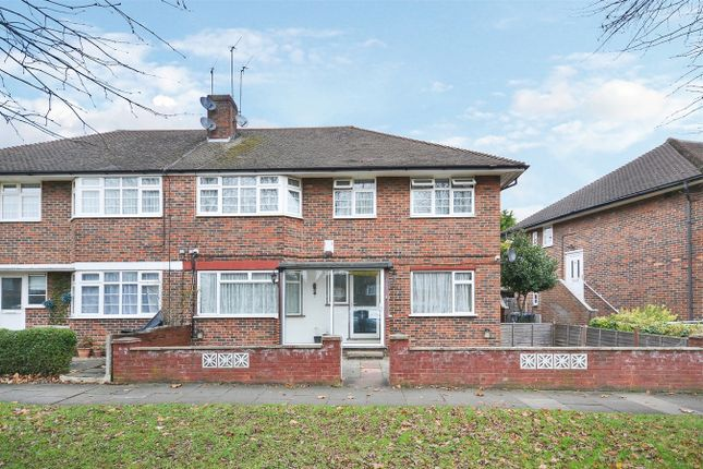 2 bed flat for sale in Harrowdene Road, Wembley, Middlesex