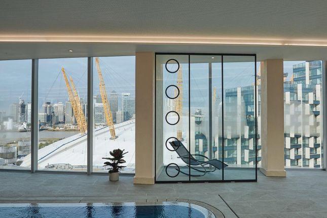 Pool View of Cutter Lane, London SE10