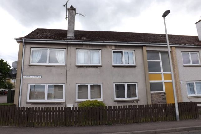 Thumbnail Flat for sale in Croft Road, New Elgin, Elgin