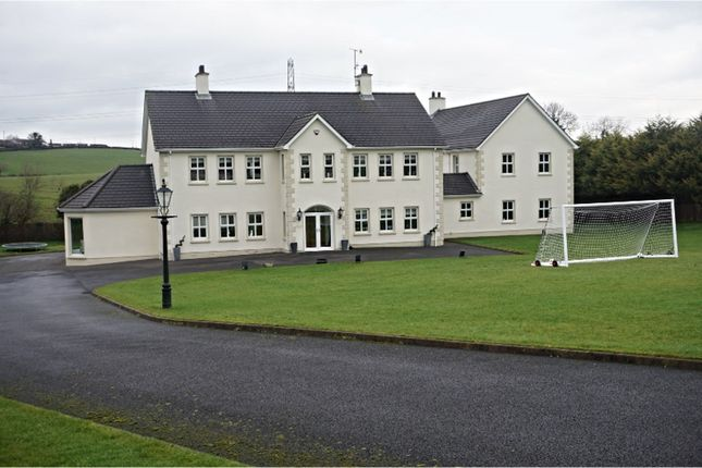 Detached house for sale in Ballysallagh Road, Dromore