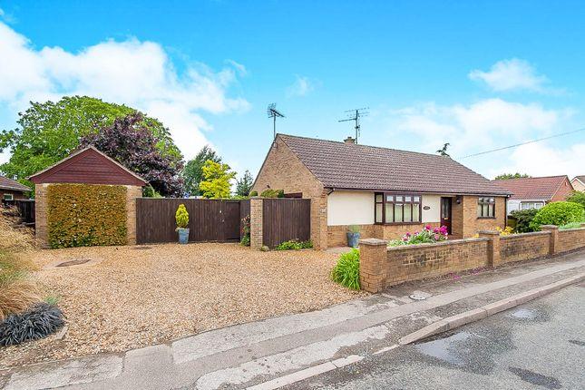 Thumbnail Detached bungalow for sale in Lime Walk, Long Sutton, Spalding