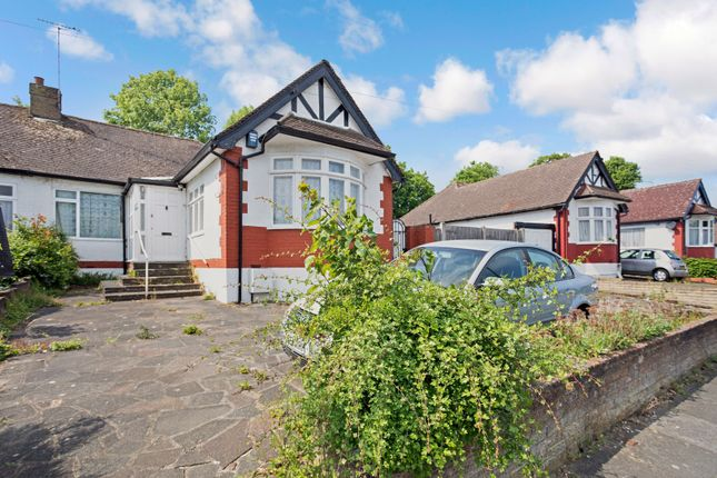 Thumbnail Bungalow for sale in Forty Close, Wembley