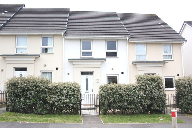 Thumbnail Terraced house for sale in Efford Road, Higher Compton, Plymouth