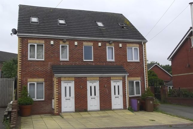 Thumbnail Flat for sale in Ellamsbridge Road, Sutton, St Helens