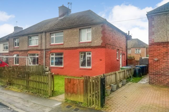 4 bed flat for sale in Coleridge Road, Chilton, Ferryhill, Durham DL17