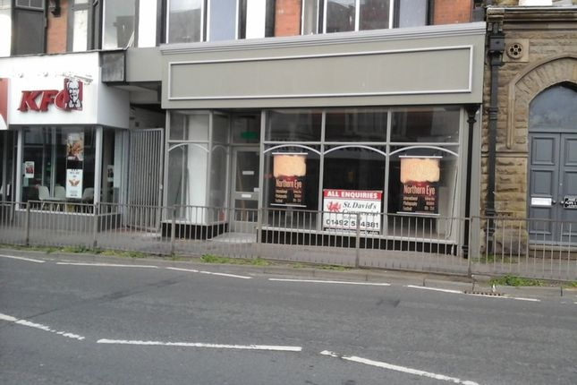 Retail premises to let in 4 / 6 Abergele Road, Colwyn Bay