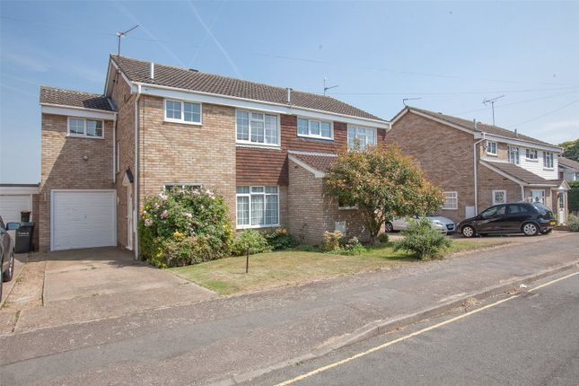 Thumbnail Semi-detached house for sale in Reynolds Fields, Higham, Kent