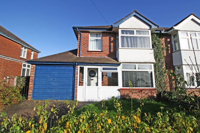 Thumbnail Semi-detached house for sale in Sweetbrier Lane, Exeter