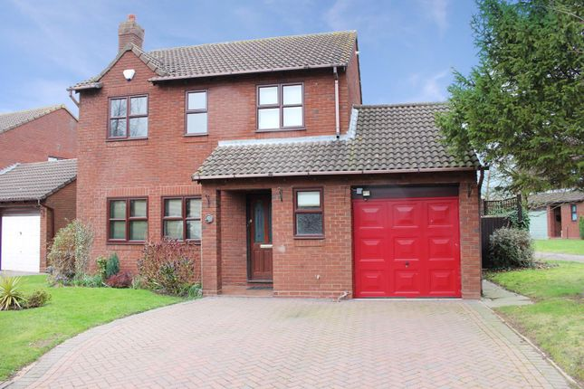 4 bed detached house for sale in Witherley, Warwickshire