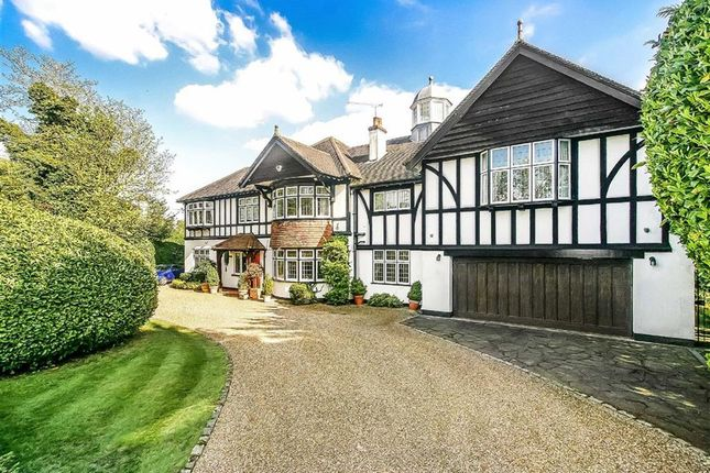 Thumbnail Detached house for sale in The Ridge, Purley, Surrey