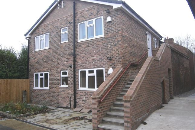 Thumbnail Flat for sale in Bakers Lane, Winsford