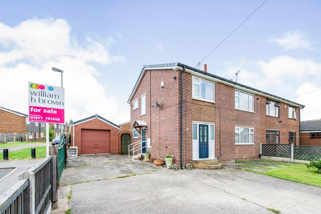 4 bed semi-detached house for sale in Eastbourne Drive, Pontefract WF8
