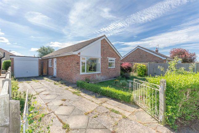 Thumbnail Detached bungalow for sale in North Park, Fakenham