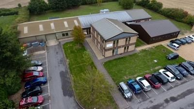 Thumbnail Office for sale in 8 Henry Crabb Road, Littleport, Ely, Cambridgeshire