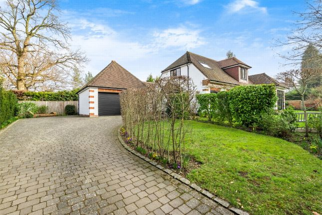 5 bed detached house for sale in Heathcote Road, Camberley, Surrey GU15
