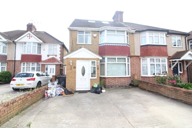 Thumbnail Semi-detached house to rent in Dorchester Waye, Hayes