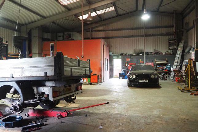 Thumbnail Parking/garage for sale in Vehicle Repairs & Mot CA28, Cumbria