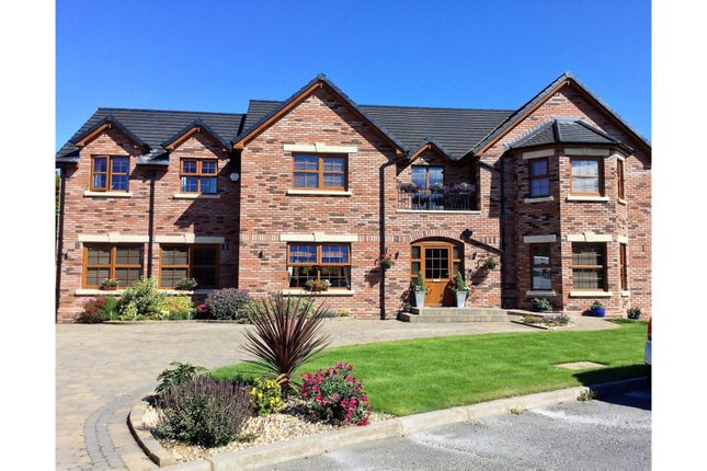 Thumbnail Detached house for sale in Ballycrochan Park, Bangor